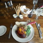 Foto de Chico Hot Springs Restaurant