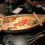 Azuma Sushi in Victoria, BC Canada
