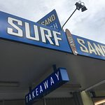 Surf and Sand Takeaways