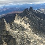 The Arrigetch Peaks in Gates of the Arctic National Park