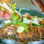 Delicious seefood at royal relish. Food cooked to your perfection.