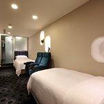 星空客房兩小床