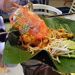 Pad Thai at Café Ice, Bangkok
