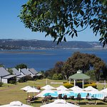 Belvidere Manor - overlookings the tranquil Knysna lagoon