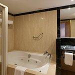 Baño Junior Suite Room
