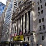 New York Stock Exchange Foto