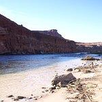 orilla río Colorado