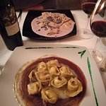 Ravioli e Tortellini