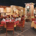 Journey to Italy with our Italian fine dining restaurant.