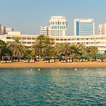 Located at Le Meridien Abu Dhabi Hotel