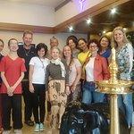 Grazi & team from Curtiba