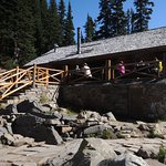 Photo of Lake Agnes Teahouse