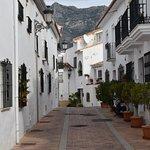 Typical Mijas Street