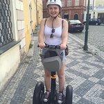 Foto di Prague Segway Tours