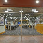 Picture of outside of our Poker Room