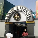 Venu Biriyani entrance