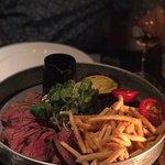 Chateaubriand for two - delicious!