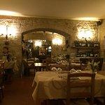 Foto de Ristorante Da Pode at Hotel Sovestro
