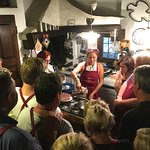 Cooking class, la cuisson
