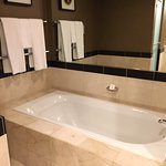 Soaker Tub with TV