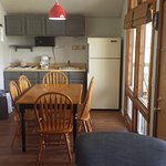 Chalet kitchen/dining room