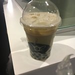 """Fun little place. They put tapioca in their tea, which is different. It's called having """"bubbles"""