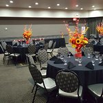 Rehearsal Dinner for Wedding in Conference Room
