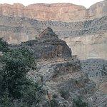 small canyon near al marat village...