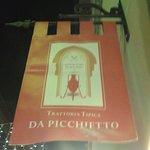 Trattoria da Picchietto Foto