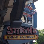 Stitch's Great Escape!