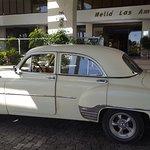 Taxi Vinales Cuba Foto