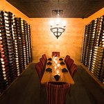 Book your special event in our private room that seats 6-8.