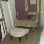 Mini lounge!