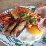 Breakfast... om nom nom