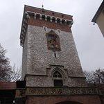 St. Florian's Gate (Brama Florianska) Foto