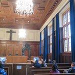 Nuremburg Trial Courthouse Foto