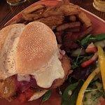 Amazing burger!