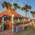 Enjoy a relaxing evening in the Tiki where you can cook and serve your own meals!!!