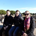 Ostia Antica has ancient Roman ruins as amazing as Pompeii but close to Rome and much less known