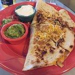 Chicken Quesadillas - El Toro Bravo, Sarasota FL