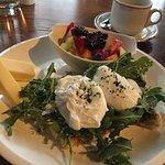 Foto de Le Pleasant Cafe