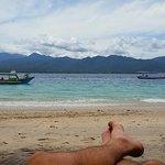 The Beach Club Hotel Gili Air Foto