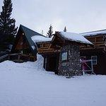 Teton Pass ski area.