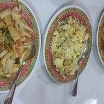 seiche, riz cantonnais,poisson