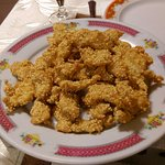 Sesame Seed Fried Chicken
