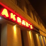 Akbars,the Restaurant, Glasgow