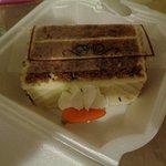 carrot cake to go