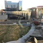 View from Room to Country Music Hall of Fame