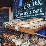 Blue Scorcher Bakery Cafe照片