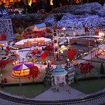 """Luna Park at """"night"""""""